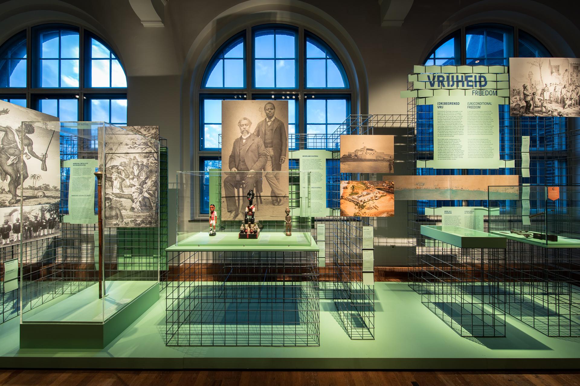 tentoonstellingsontwerp heden van het slavernijverleden tropenmuseum 5 jpg