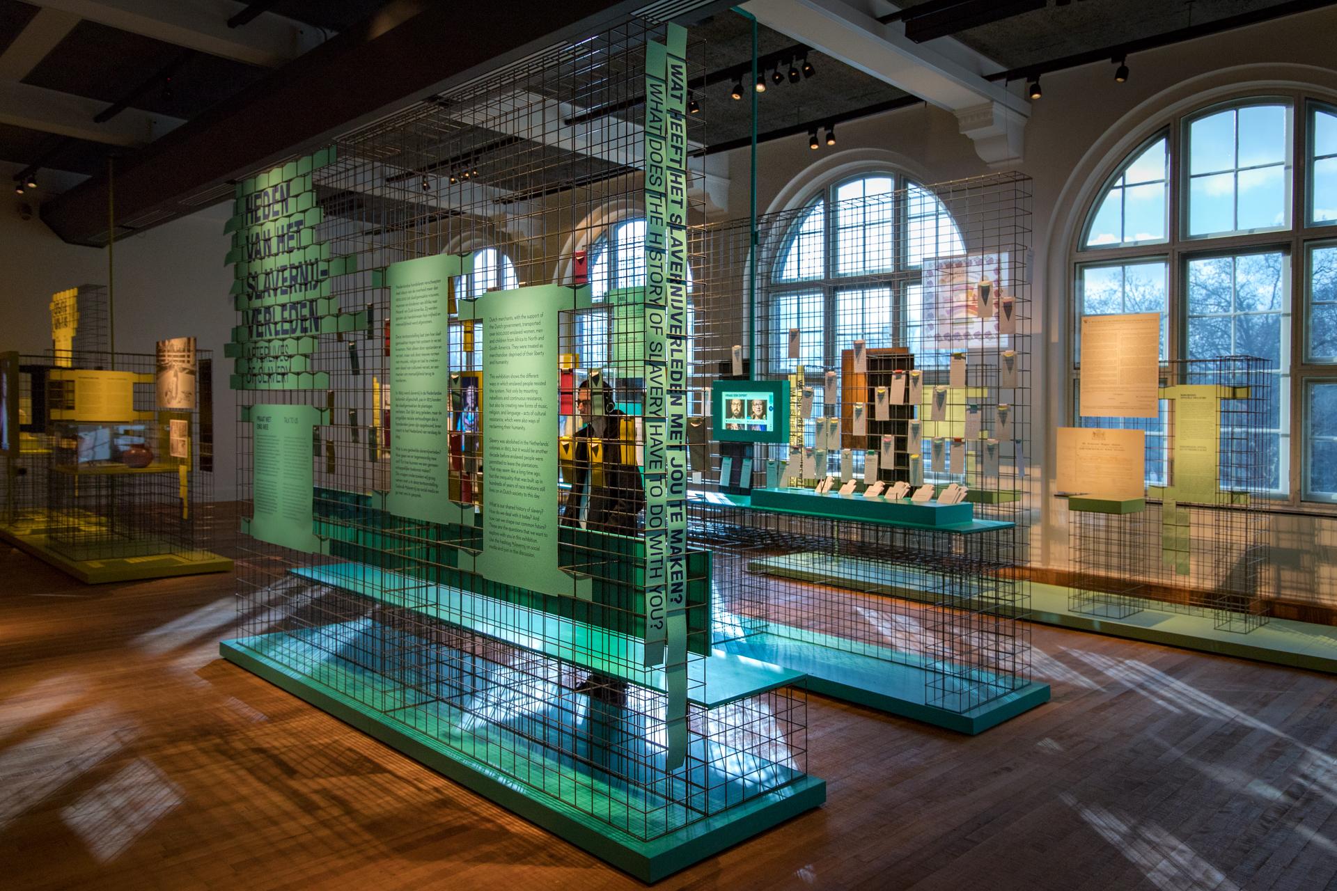 tentoonstellingsontwerp heden van het slavernijverleden tropenmuseum 8 jpg